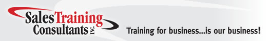 training and consulting in the areas of sales, management, customer service and productivity